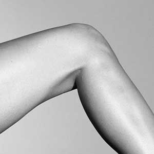 Schwerpunkt Knie